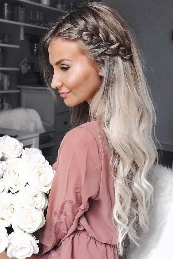 πλεξούδα_σε_μακριά_μαλλιά_επίσημο χτένισμα_