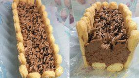 Chocolate Ladyfinger Mousse: Η απόλυτη απόλαυση_