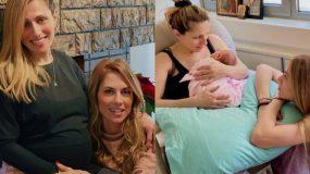Η Ντορέττα Παπαδημητρίου μιλά για την αδερφή της και συγκινεί: « Έκανε μόνη της το παιδί και το μεγαλώνει»