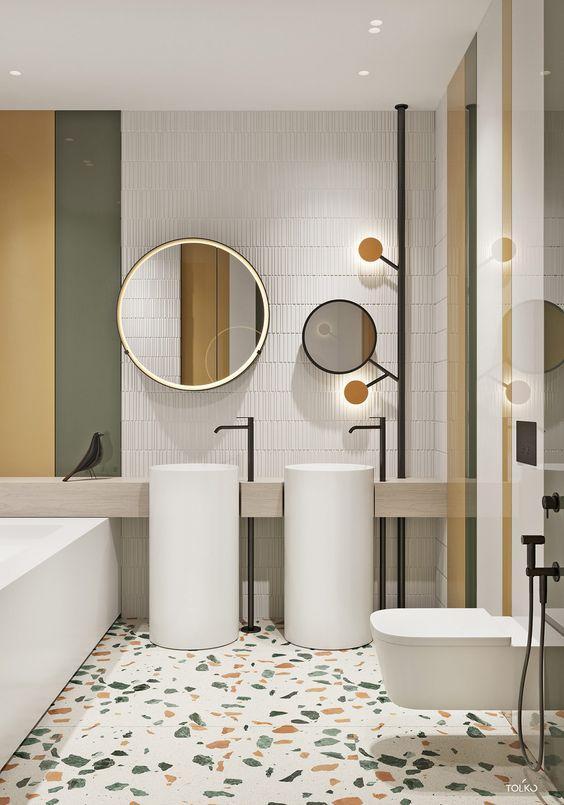 λευκό_καφέ_και_γκρι_χρώμα_στο_μπάνιο_