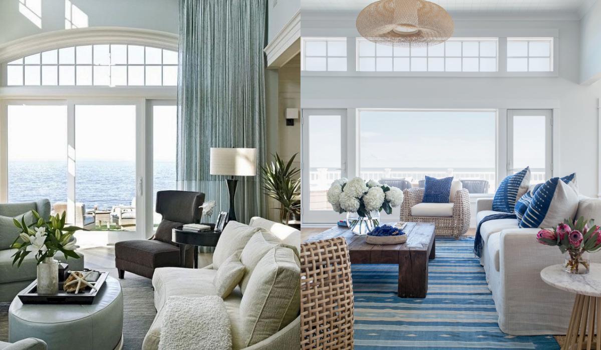 Βάλτε τη θάλασσα στο σαλόνι σας :15 ιδέες καλοκαιρινής διακόσμησης_