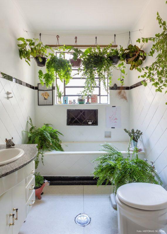 11 τρόποι να διακοσμήσεις το μπάνιο σου με φυτά εσωτερικού χώρου