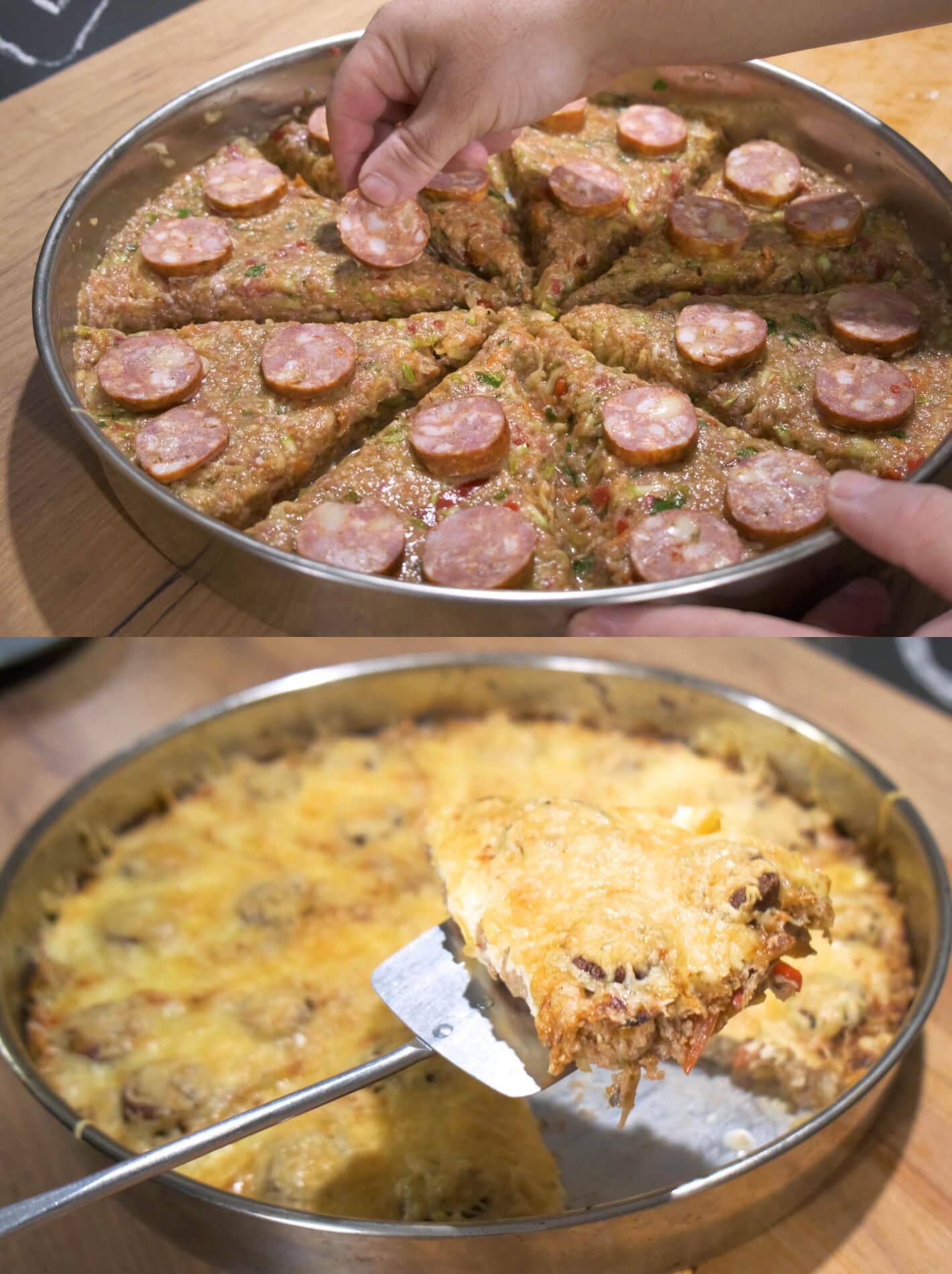 Γίγας Μπιφτέκι ταψιού : Η απόλυτη συνταγή