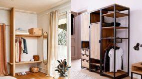 Minimal ντουλάπες: 14 μοντέρνα σχέδια _