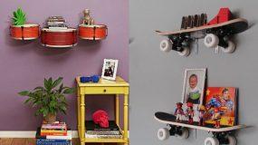 DIY ράφια : Oι πιο πρωτότυπες ιδέες για όλο το σπίτι_