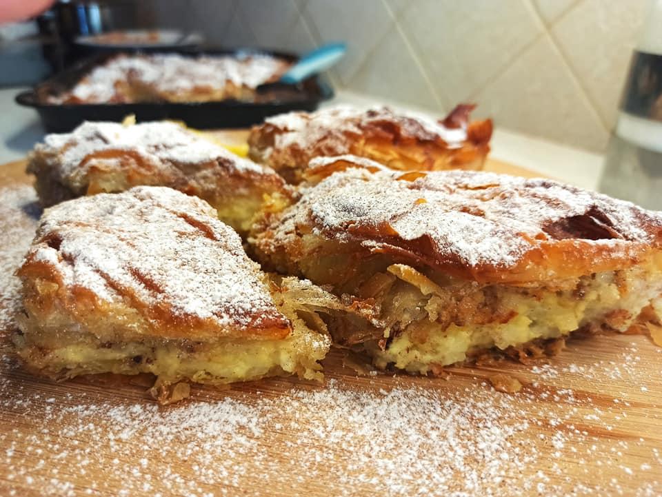 Πίτα_με ρυζόκρεμα_