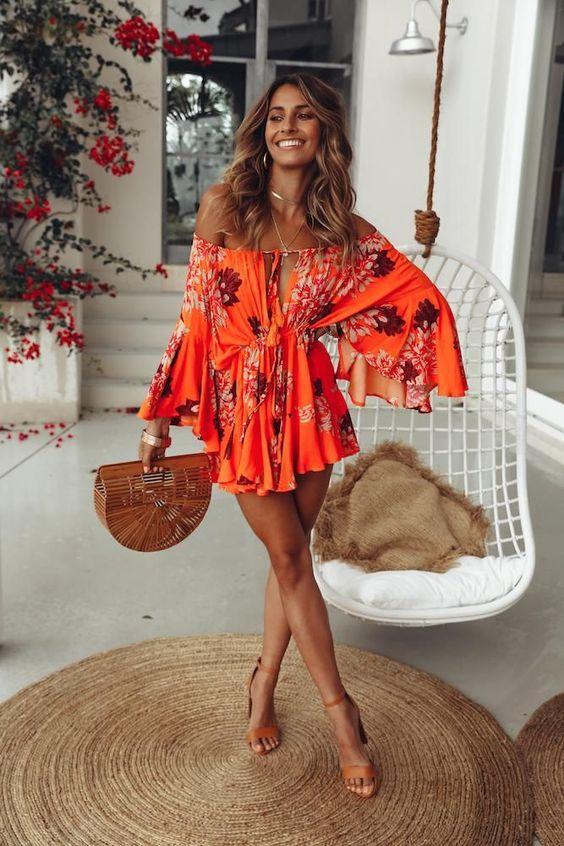 πορτοκαλί_ρούχα_το_καλοκαίρι_