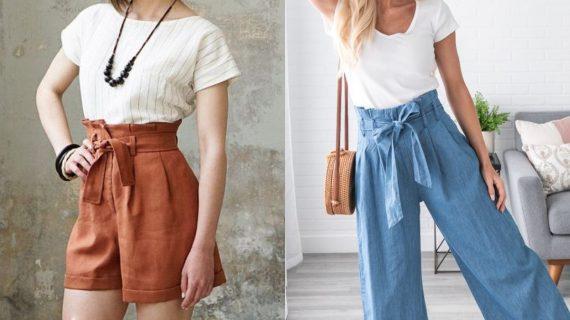 15 ιδέες για να φορέσετε το λινό παντελόνι ή σορτσάκι_