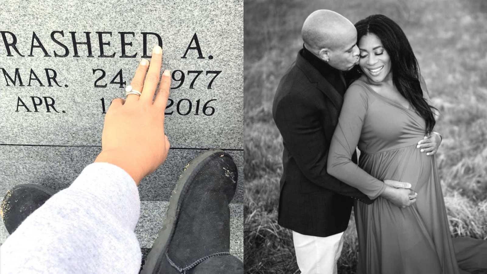 Έφερε στον κόσμο το παιδί του άντρα της…5 χρόνια μετά τον θάνατό του