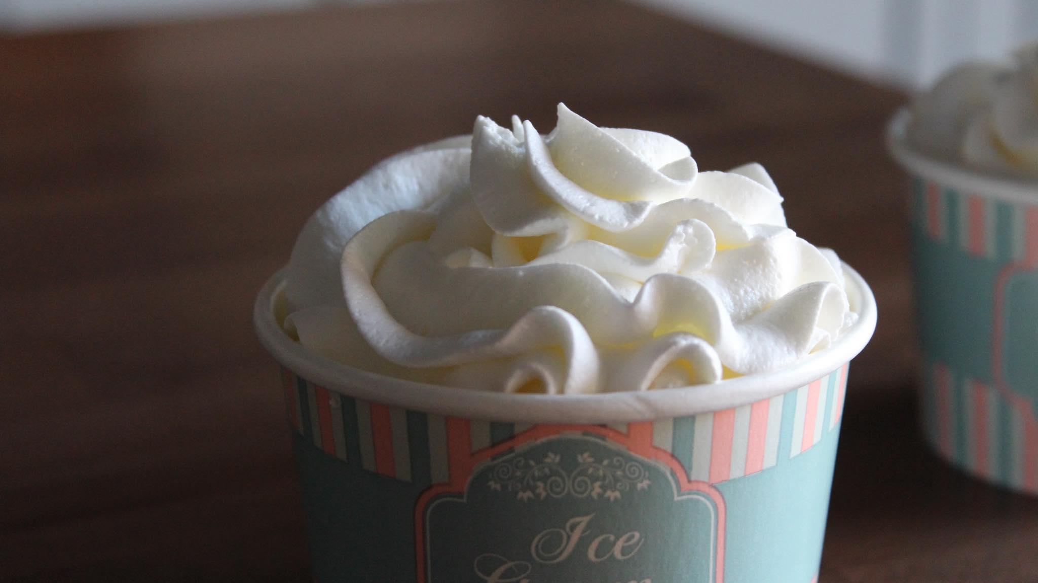 Frozen_ Yogurt_ βανίλια_