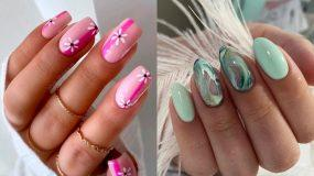 Καλοκαιρινά χρώματα στα νύχια για το 2021 _