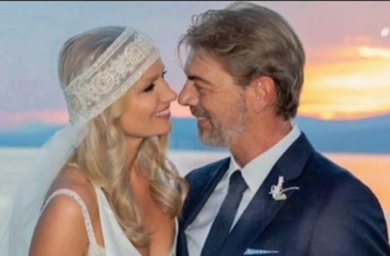 Πανέμορφη: Κυκλοφόρησαν οι πρώτες φωτογραφίες από τον γάμο της Παναγιώτας Βλαντή! (εικόνες)