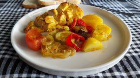 Φιλέτο κοτόπουλου_με μαρινάδα_γιαουρτιού_