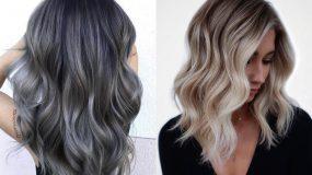 Smoky hair: 13 ιδέες για την νέα τάση στα μαλλιά το Καλοκαίρι 2021_
