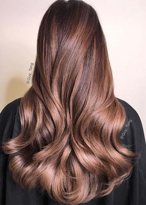 σοκολατί_smoky hair_