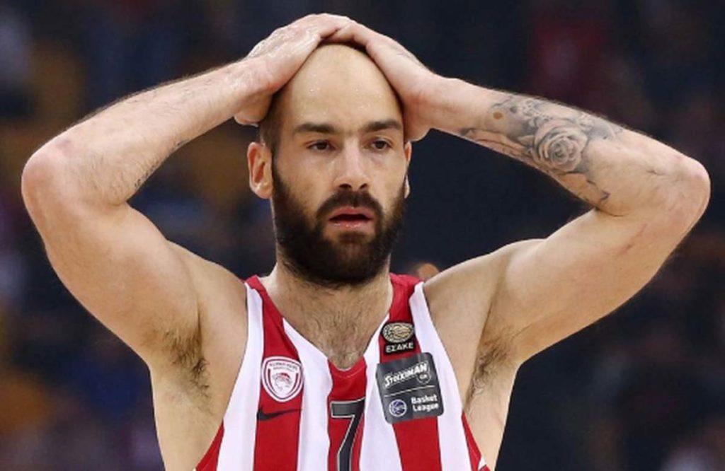 Βασίλης Σπανούλης: Αποσύρεται από το μπάσκετ