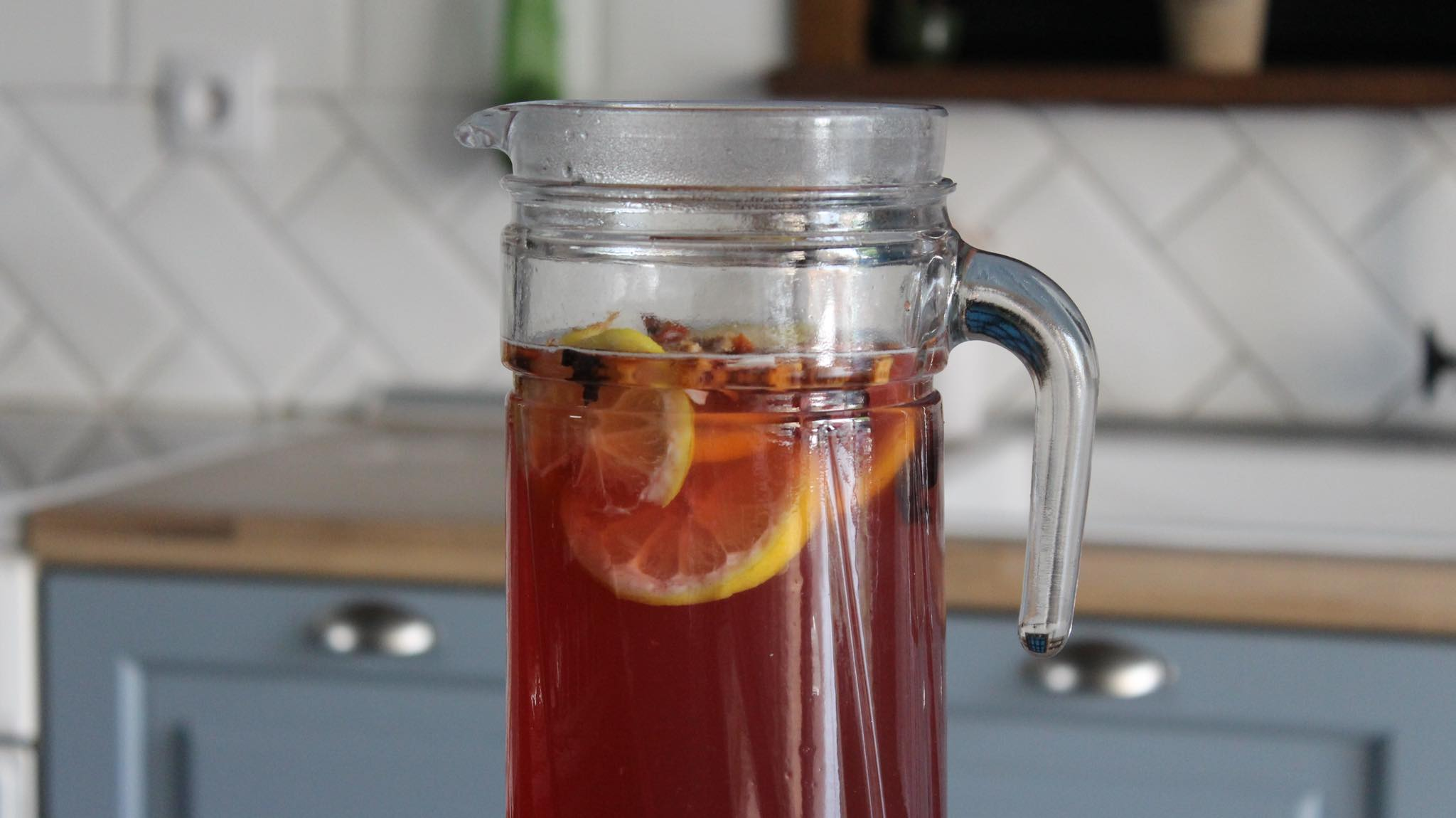 Κρύο_τσάι_με γεύση_Πίνα Κολάντα_
