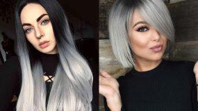 Silver hair: 19 ιδέες για τα μαλλιά σου_