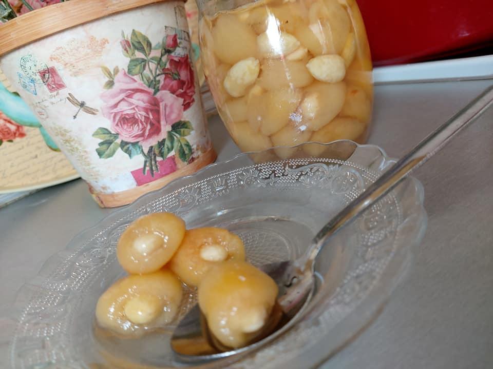 Γλυκό του κουταλιού_μούσμουλο_