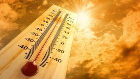 Καιρός – Έκτακτο δελτίο από την ΕΜΥ: Έρχονται υψηλές θερμοκρασίες