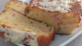Αλμυρό -κέικ- με- πάριζα -και - φέτα-