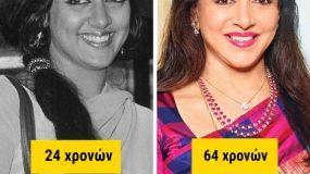 Πως οι Ινδές διατηρούνται όμορφες μετά 60_