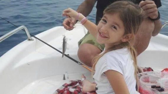 Θρήνος : Έφυγε από τη ζωή  πριν από λίγο η 7χρονη ανιψιά της Έρικκας Πρεζεράκου