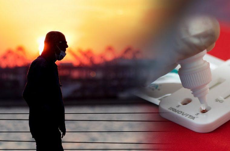 Οι πέντε περιοχές με υψηλό δείκτη θετικότητας στα τεστ – «Κοκκινίζουν» επικίνδυνα