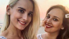 Κλέλια και Άννη Πανταζή: Έγκυες και οι δύο αδερφές! (εικόνες)