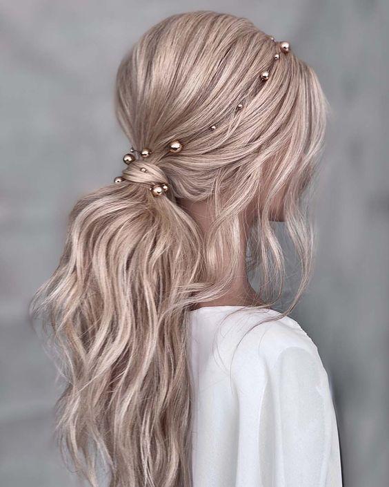 ponytail_αλογοουρά_με_διαμαντάκια_