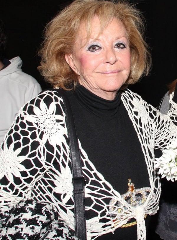 Πέθανε η ηθοποιός Γκέλυ Μαυροπούλου