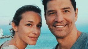Σάκης Ρουβάς – Κάτια Ζυγούλη: Η άκρως καλοκαιρινή και οικογενειακή φωτογραφία τους!