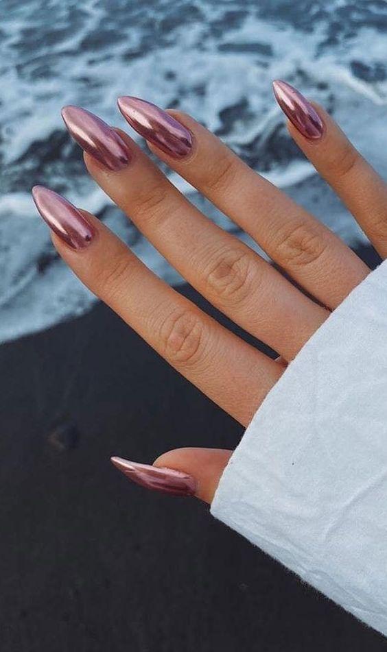 μεταλλικά_ροζ_νύχια_