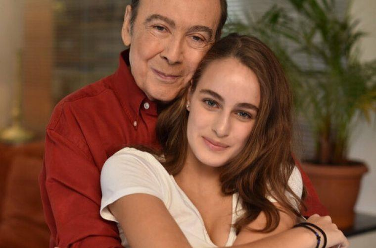 Το συγκλονιστικό αντίο – με μόλις τρεις λέξεις- της Μαρίας Βοσκοπούλου στον πατέρα της