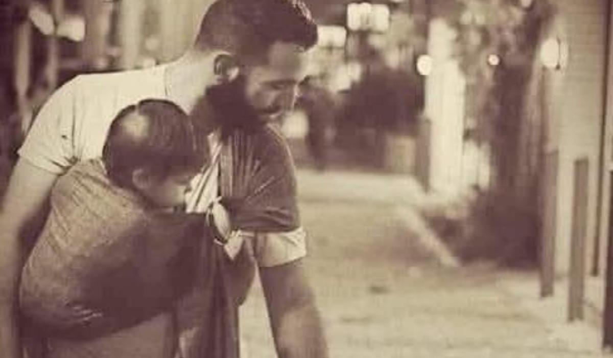 Ένα κείμενο αφιερωμένο στους πατριούς που μας στάθηκαν σαν μπαμπάδες