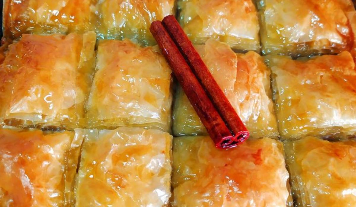Γλυκιά_κολοκυθόπιτα_με φύλλο Βηρυτού_