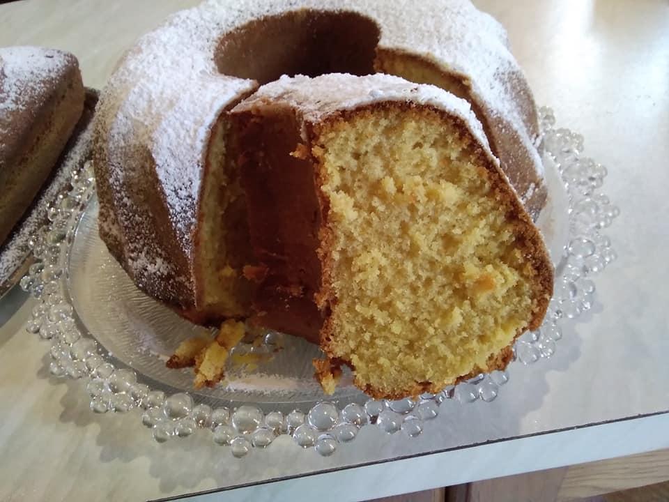 Κέικ_με βανίλια_και_πορτοκάλι_
