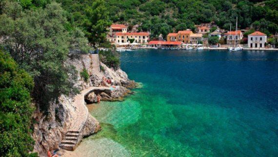 Ό,τι ζητήσεις το έχει: Στο ελληνικό νησί με τις «ιδιωτικές» παραλίες- πισίνα κάνεις διακοπές Κροίσου πάμφθηνα (Pics)
