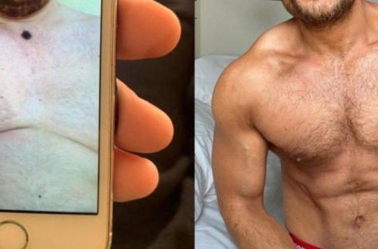 Η εντυπωσιακή αλλαγή Έλληνα celebrity! Το πριν και το μετά (εικόνες)
