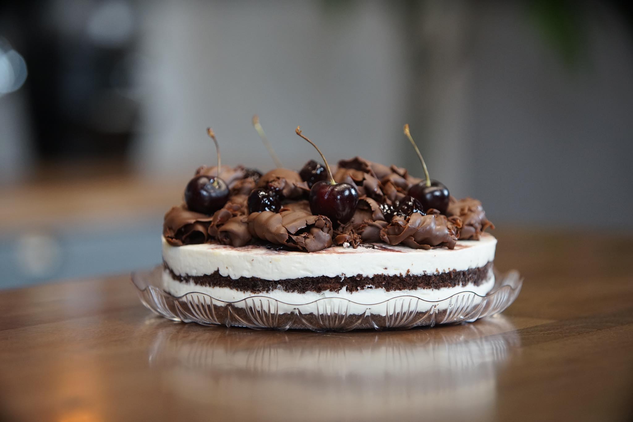 τούρτα-black- forest-Συνταγή-