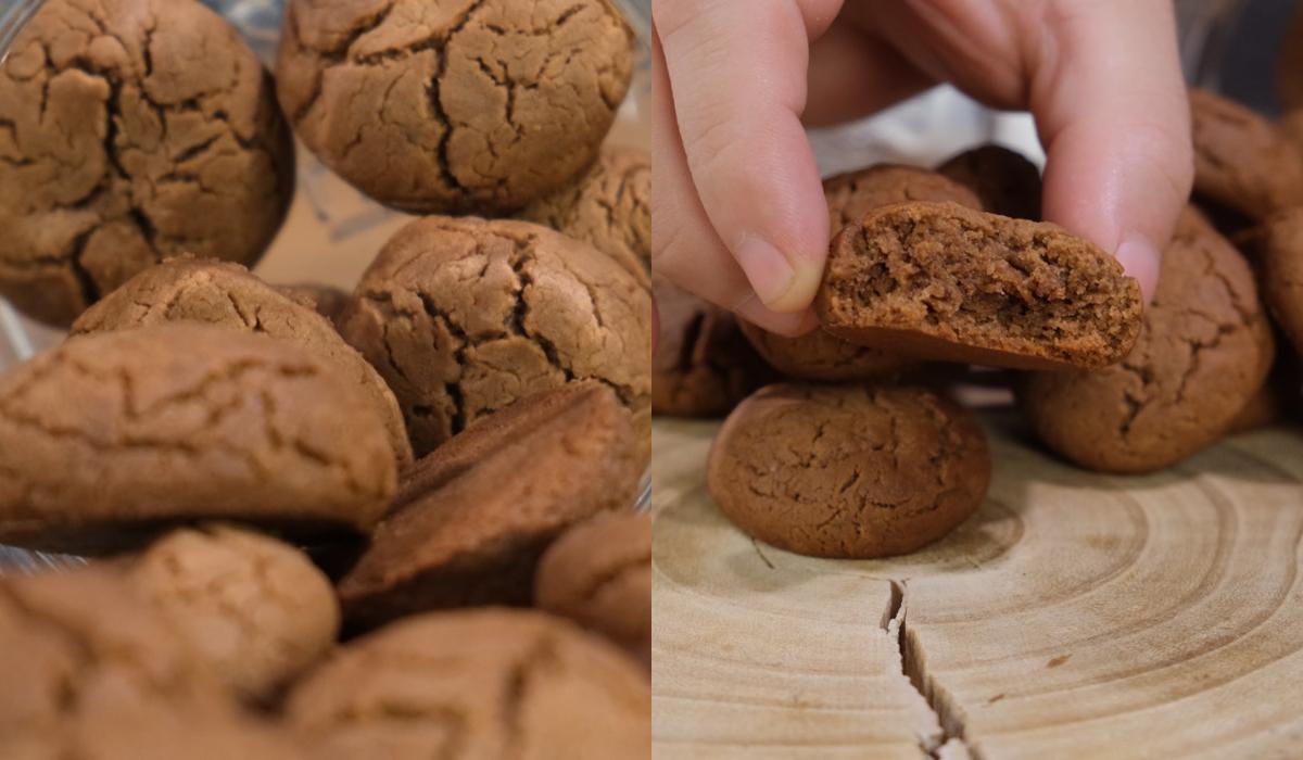 Back -to- school- : Υγιεινά- μπισκότα- Χωρίς -Ζάχαρη- με- 3 -υλικά-