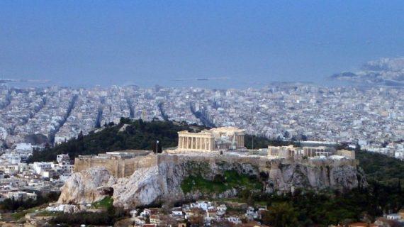 Πρωτόγνωρες εικόνες: Οι πρώτες φωτό της Ελλάδας μετά το χτύπημα του καύσωνα των 45 βαθμών Κελσίου (Pics)