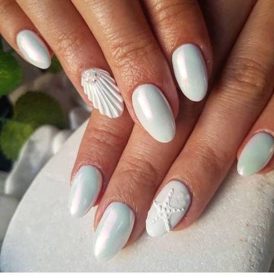 λευκά_νύχια_με_κοχύλια_
