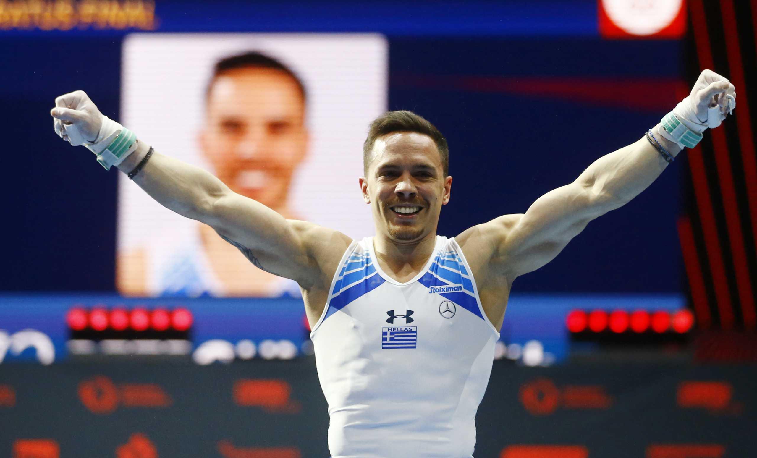 Χάλκινος Ολυμπιονίκης ο Λευτέρης Πετρούνιας!