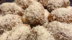 Σαλιάρια με ινδοκάρυδο - Νηστίσιμα_