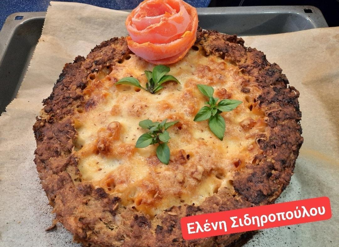 Μακαρόνια-καρουζέλ-Συνταγή