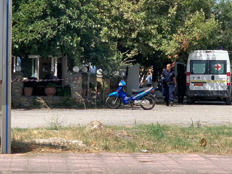 Νέα γυναικοκτονία στη Λάρισα: Δολοφόνησε τη γυναίκα του μέσα στο μαγαζί της αδερφής της