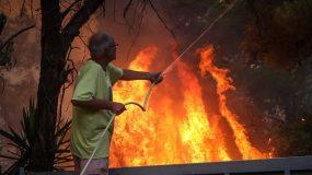 Απίστευτο:  Τι έκαναν επιτήδειοι στη Βαρυμπόμπη τη νύχτα (βίντεο)