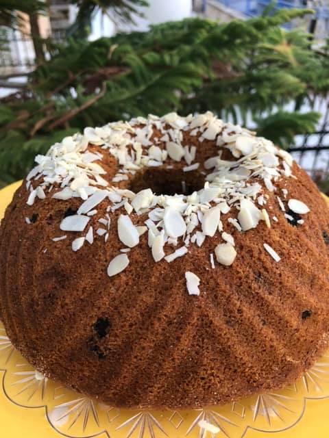 νηστίσιμο_κέικ_με_γάλα καρύδας_