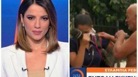 Ευλαμπία Ρέβη: Η απώλεια που συγκλόνισε τη δημοσιογράφο, πριν πέντε μήνες